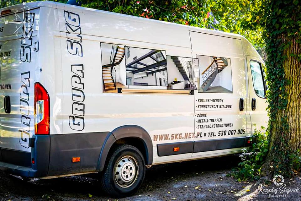 transport i montaż konstrukcji stalowych lubuskie